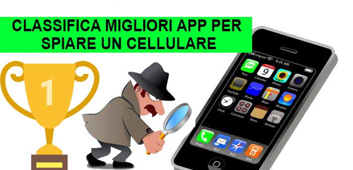 Spiare un iPhone