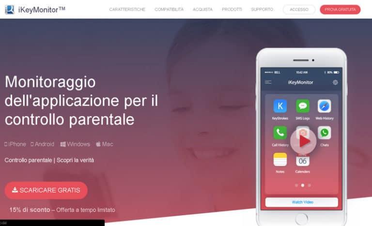 Ikeymonitor italiano : Come funziona – Recensione – Gratis 3 giorni